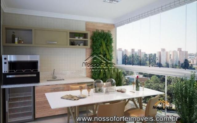 Lançamento Apartamento Alto Padrão no Canto do Forte em Praia Grande - Foto 14