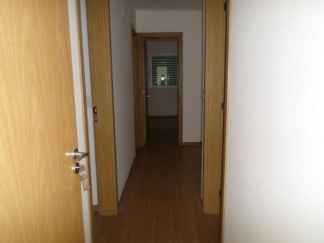 Apartamento excelente 4 quartos todo montado 2 suítes 3 vagas livre e lazer top - Foto 8