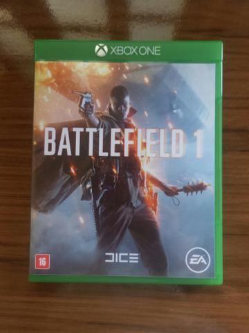 Jogo Xbox One (Troca ou Venda)