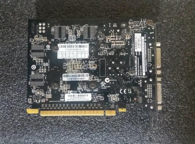 Placa vídeo Evga Gtx 650 1gb 128bits - Foto 2