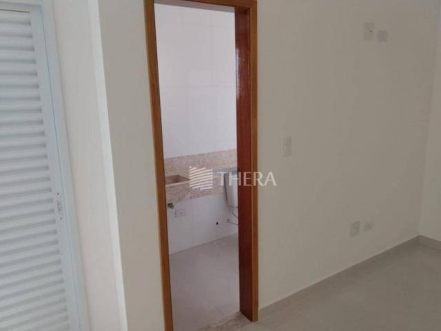 Apartamento com 3 dormitórios à venda, 96 m² por r$ 460.000,00 - campestre - santo andré/s - Foto 19