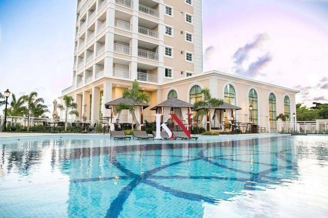 Apartamento com 4 dormitórios à venda, 273 m² por r$ 1.669.586 - altiplano - joão pessoa/p