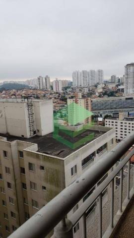 Apartamento com 2 dormitórios à venda, 52 m² por R$ 270.000 - Vila Santa Rita de Cássia -  - Foto 8