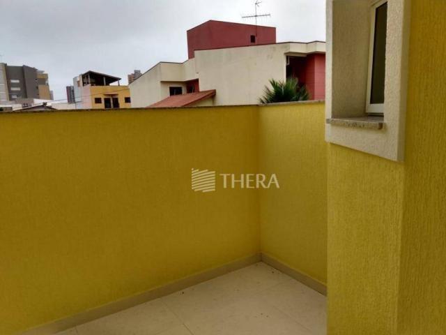 Apartamento com 3 dormitórios à venda, 96 m² por r$ 460.000,00 - campestre - santo andré/s - Foto 4