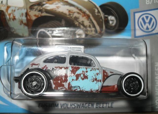 Miniatura fusca hotwheels -novo na embalagem - Foto 2