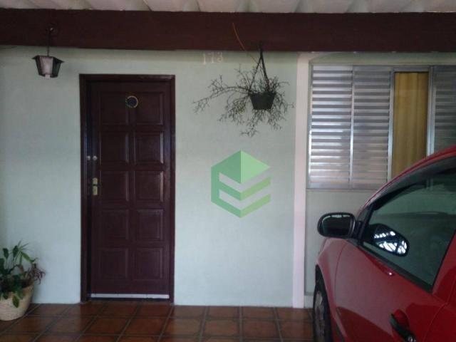 Sobrado com 3 dormitórios à venda, 156 m² por R$ 540.000 - Vila Claraval - São Bernardo do - Foto 3