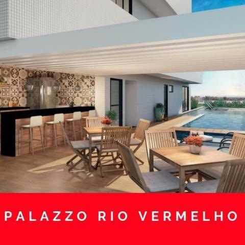 Pallazzo Rio Vermelho, 1/4 e 3/4 - entrega 12/2021 - Foto 11