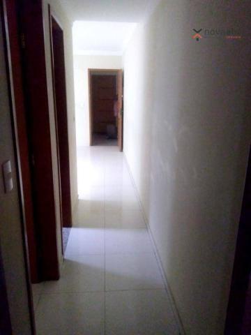 Apartamento com 2 dormitórios para alugar, 56 m² por R$ 1.100,00/mês - Parque Oratório - S - Foto 12