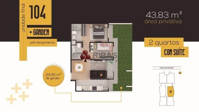 Apartamento à venda com 3 dormitórios em Tingui, Curitiba cod:15417 - Foto 16