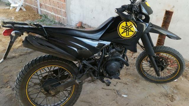 Moto xtz x 125