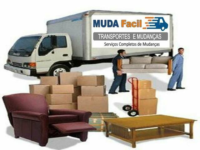Mudança e Frete! caminhão Baú dentro de São Luiz. R$125,00 - Foto 5