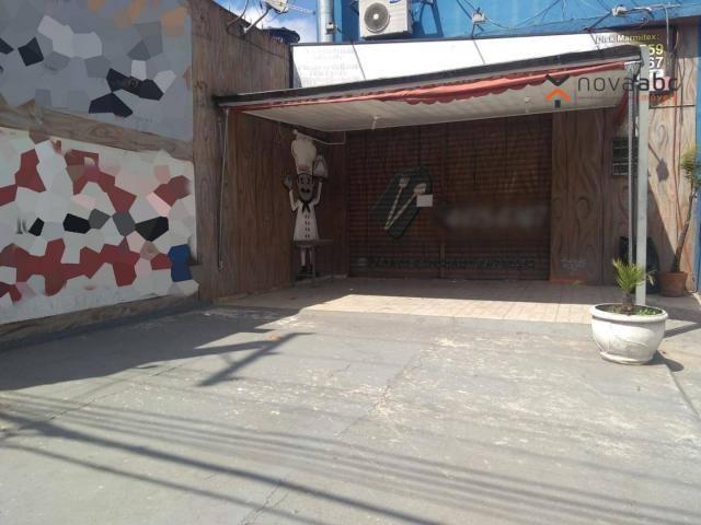Loja para alugar, 75 m² por R$ 1.800,00/mês - Vila Bartira - Santo André/SP