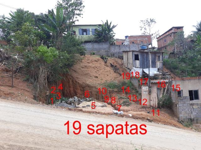 Lote em Areinha ( Vale Do Sol ) 10x25mts - 250 mts² - Foto 2
