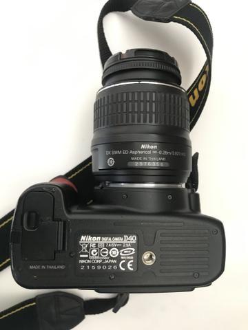 Nikon D40 - Foto 4