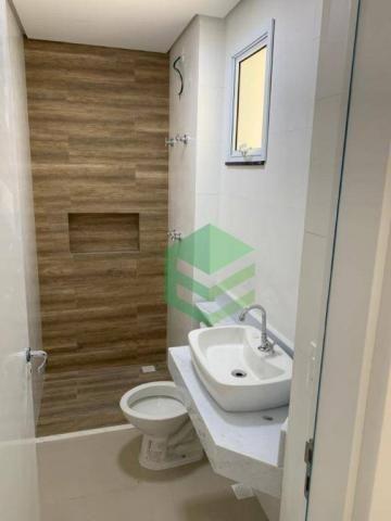Apartamento com 2 dormitórios à venda, 53 m² por R$ 300.000 - Paulicéia - São Bernardo do  - Foto 5