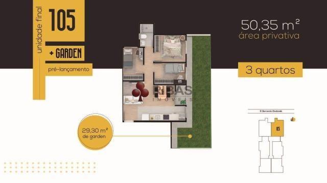 Apartamento à venda com 3 dormitórios em Tingui, Curitiba cod:15417 - Foto 17
