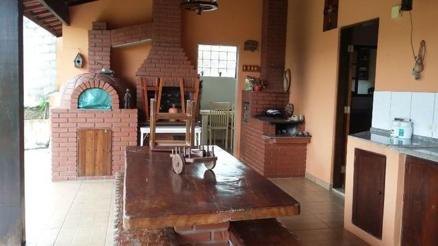 No Caputera - Chácara 2040 m² - toda murada- ótima casa - IPTU em dia - Foto 11
