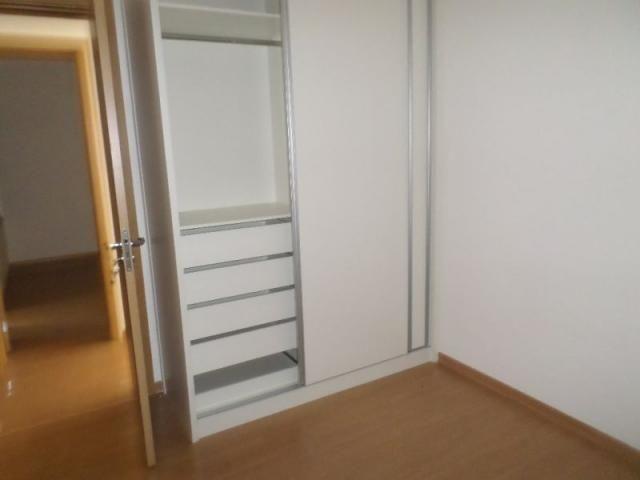 Apartamento excelente 4 quartos todo montado 2 suítes 3 vagas livre e lazer top - Foto 9