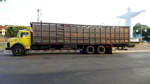 Caminhão boiadeiro - Foto 4