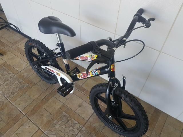 Bicicleta aro 16 nova naruto - Foto 2