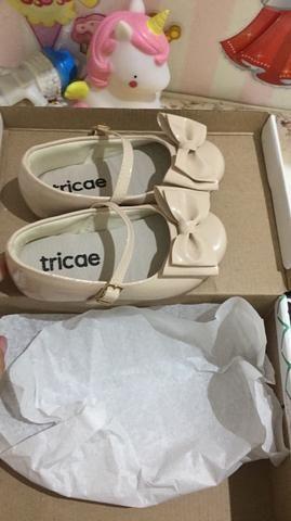 Sapato bebê N.21 Tricae