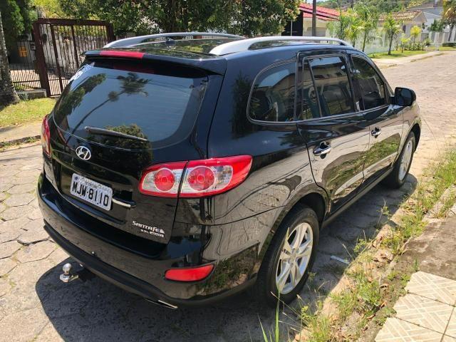 Hyundai Santa Fe v6 top de linha 3.5 fip 51.000