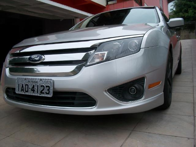 Ford Fusion sel 2.5 16v 173cv automático, aceito troca somente por carro completo