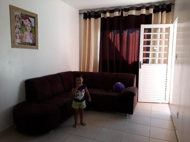 Condomínio fechado - Casa c/ 02 Quartos - Valparaiso II - 65,25m2 - Tel: 9.9162-9443