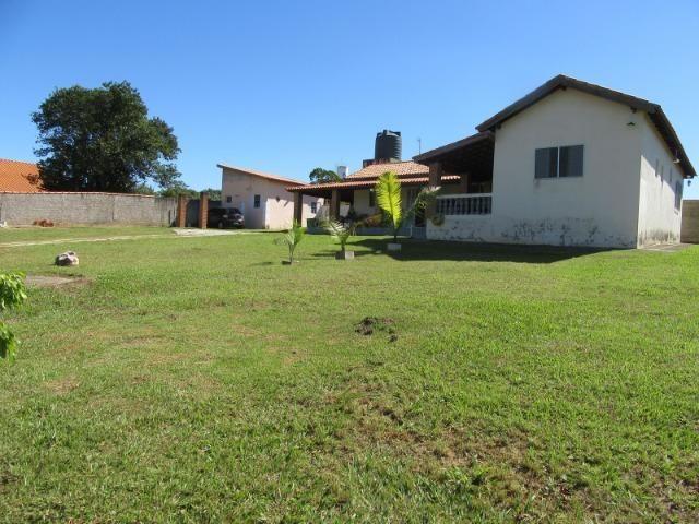 Chácara 2.000 m2 próximo a cidade via asfalto local seguro e tranq Rf. 420 Silva Corretor - Foto 2
