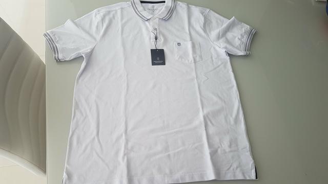Camisa branca polo Individual - Roupas e calçados - Rio Branco ... d2b662e9994ba