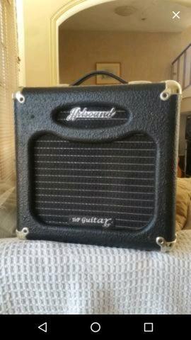 Amp para Guitarra Ipsound
