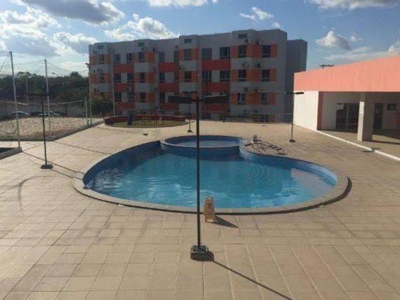 Residencial Espanha - Venda - Conjunto Petros - Aleixo