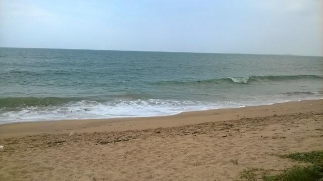Terreno na praia
