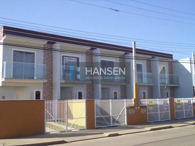 Casa à venda com 2 dormitórios em Paranaguamirim, Joinville cod:1854