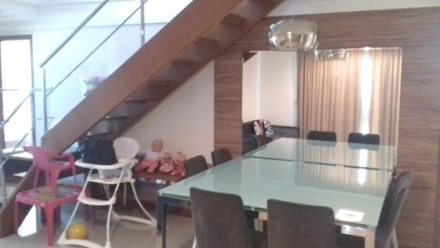 Vendo cobertura j. penha 4 quartos/2 suítes, 3 vg, sol manhã, varanda gourmet ref357 - Foto 2