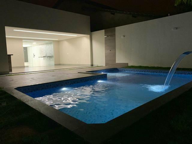 Casa nova 3quartos 3suites piscina churrasqueira rua 12 Vicente Pires condomínio fechado - Foto 11