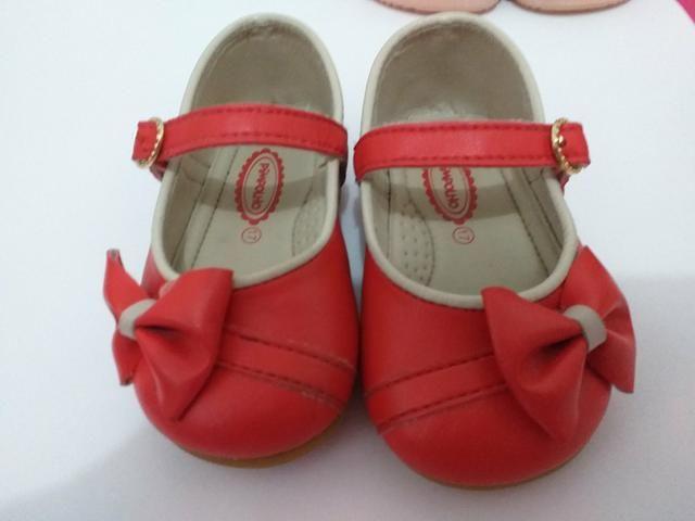 248f3162d Vendo 3 pares de sapato Bebê - Artigos infantis - Polvilho, Cajamar ...