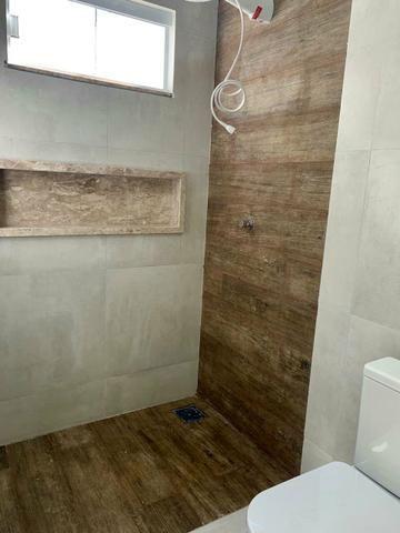 Casa nova 3quartos 3suites piscina churrasqueira rua 12 Vicente Pires condomínio fechado - Foto 19