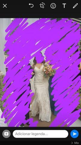 5c9b136ea Vestido de noiva - Roupas e calçados - Perdizes, São Paulo 609247168 ...