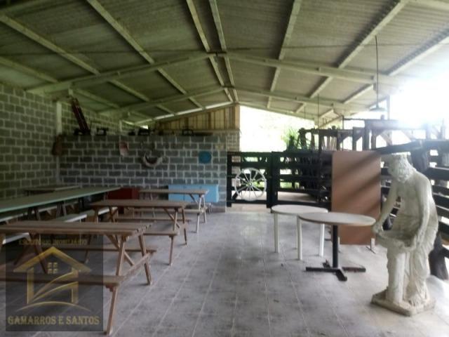 Aluga-se chácara com 18 alqueires com casa e estrutura para criação de gado - Foto 17