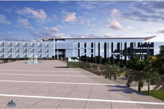 Sala para alugar, 700 m² por R$ 66.500 Quadra SGAN 601 - Asa Norte - Brasília/DF