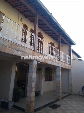 Casa à venda com 5 dormitórios em Conjunto celso machado, Belo horizonte cod:760423