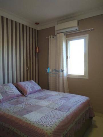 Linda casa com 3 dormitórios à venda, 86 m² por r$ 425.000 - jardim santa maria - jacareí/ - Foto 12
