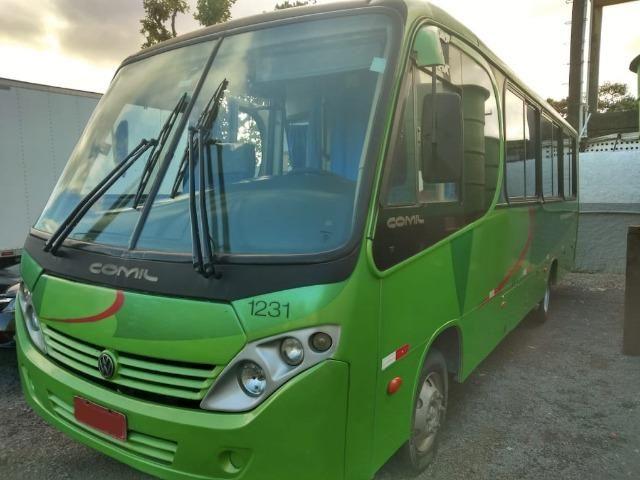 Microônibus rodo viário Comil / 9.150 - 2011 completo - Foto 2