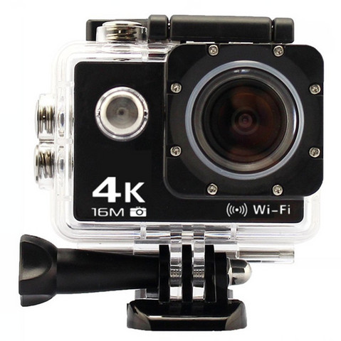 Câmera Action Go Sport Pro Ultra 4k Wifi Hd Prova Dágua - Fazemos Entregas !