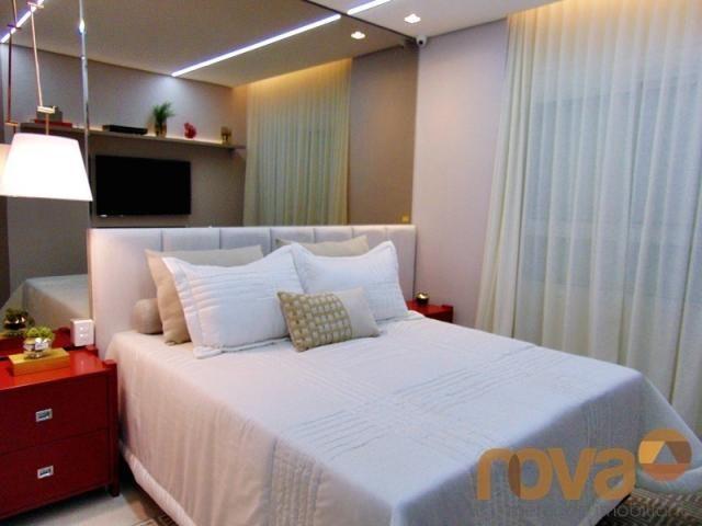 Apartamento à venda com 3 dormitórios em Setor marista, Goiânia cod:NOV235626 - Foto 15