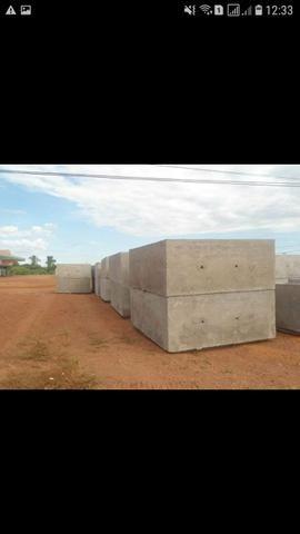 Manilhas de concreto todas medidas