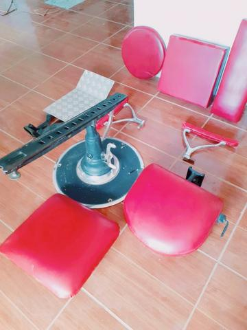 Cadeira de Barbeiro - Foto 2