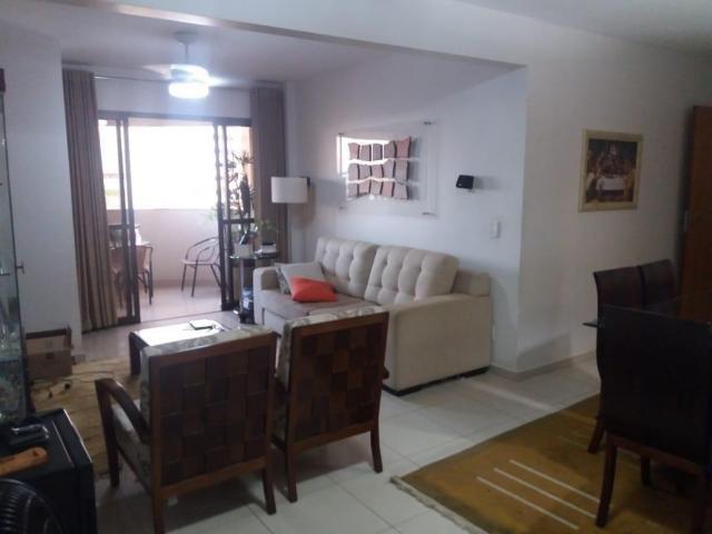 Apartamento 128 m² Res Rio Jordão - Jardim Goiás - Foto 2
