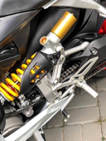 Ducati panigale 959 branca 2017 2.000km - Foto 8